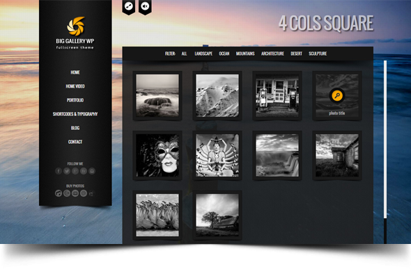gallery - BIG Gallery WP - Fullscreen Photography/Portfolio