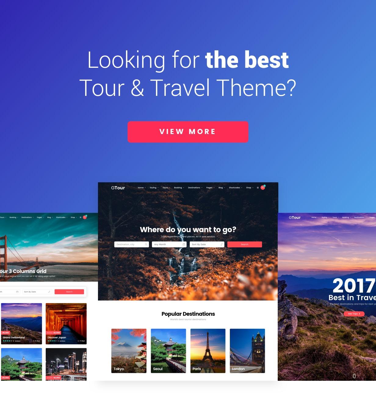 grandtour banner - Altair   Travel Agency WordPress