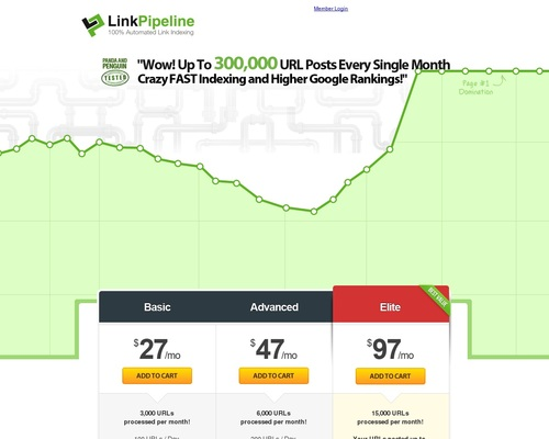 linkpipe x400 thumb - #1 Best Link Indexing Service - 100% Automated Backlinking!  LinkPipeline.com