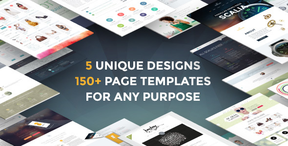 preview sc.  large preview - Scalia - Multi-Concept Business, Shop, One-Page, Blog Theme