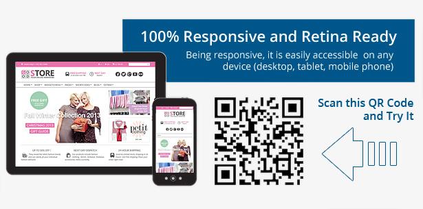 responsive - GoodStore - WooCommerce Theme