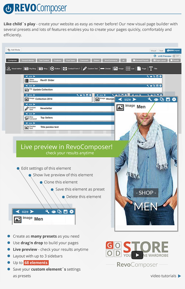 revo composer - GoodStore - WooCommerce Theme