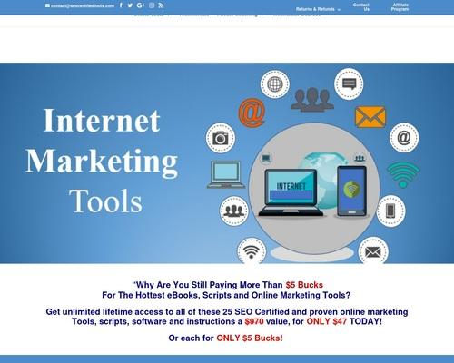 seocertool x400 thumb - Online Marketing Tools - Search Engine Optimization Tools