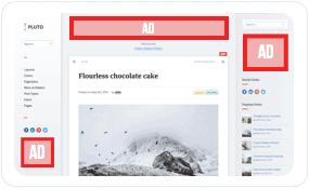 tf desc ads locations - Pluto Clean Personal WordPress Masonry Blog Theme