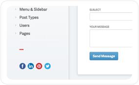 tf desc contact page optimized - Pluto Clean Personal WordPress Masonry Blog Theme