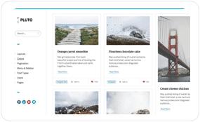 tf desc scheme clear white - Pluto Clean Personal WordPress Masonry Blog Theme