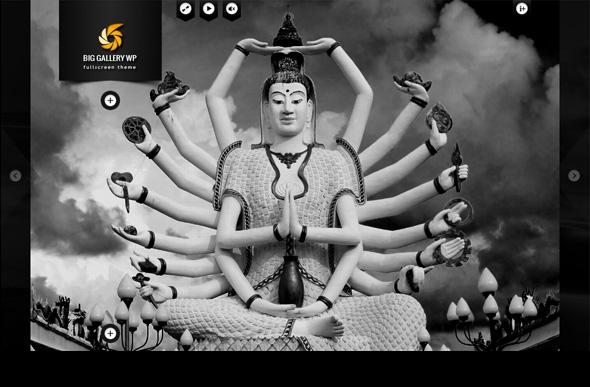 uncut - BIG Gallery WP - Fullscreen Photography/Portfolio