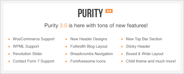 update banner - Purity: Responsive, Minimal & Bold WP Theme