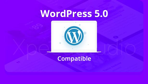 wp 5.0 compatible - Marketo - eCommerce & Multivendor Marketplace Woocommerce WordPress Theme