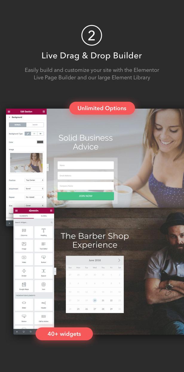 02 Builder - Entrepreneur - Booking for Small Businesses