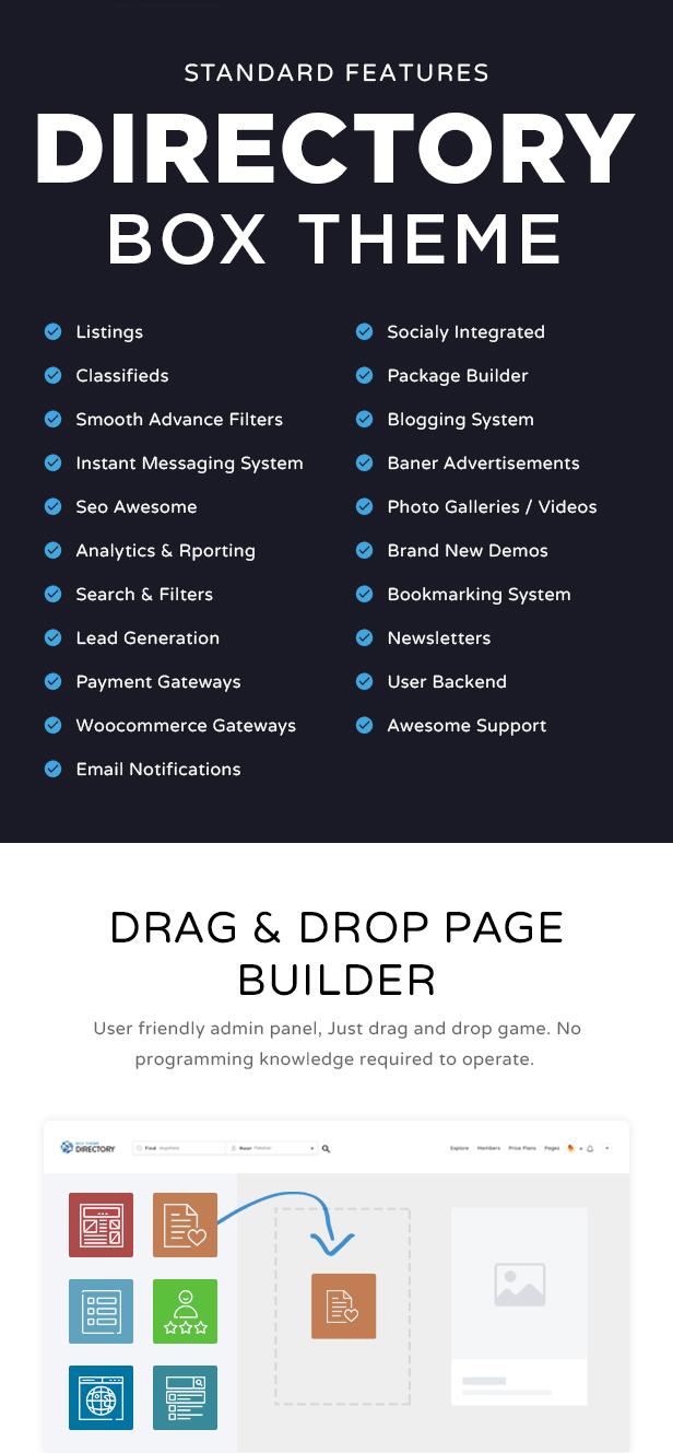022 - Directory | Multi-purpose WordPress Theme