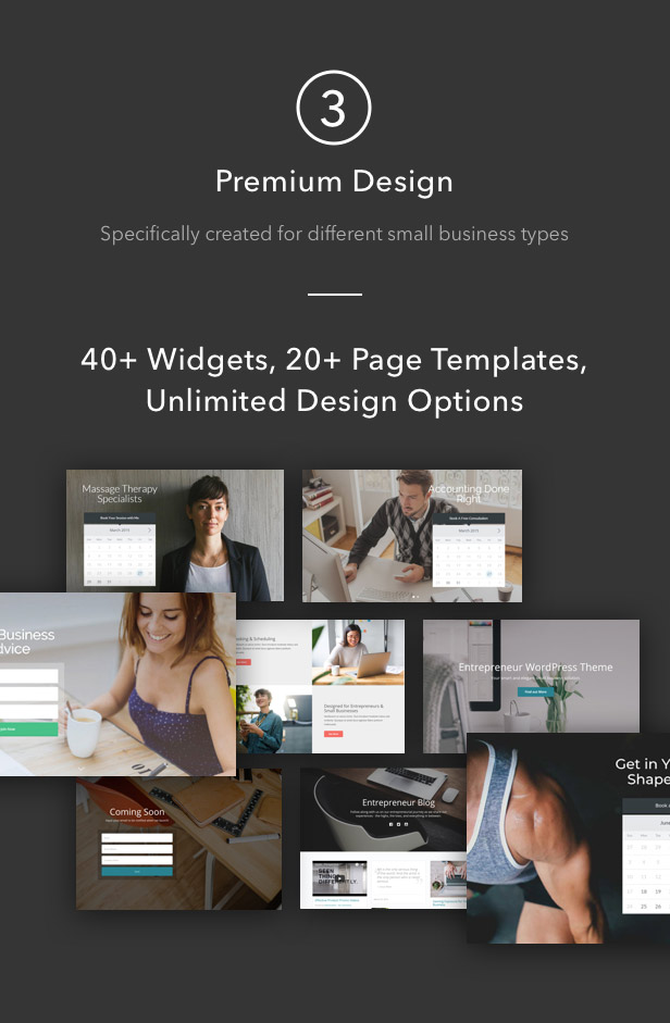 03 Premium - Entrepreneur - Booking for Small Businesses