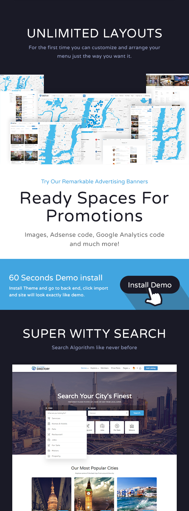 032 - Directory | Multi-purpose WordPress Theme