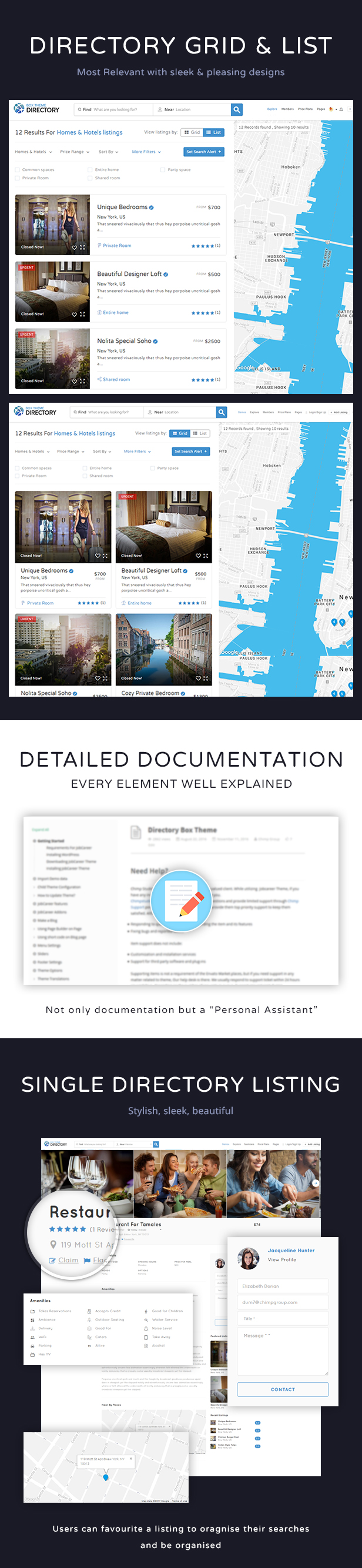 052 - Directory | Multi-purpose WordPress Theme