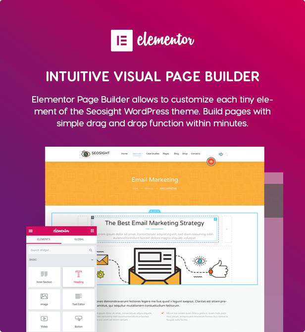 09 preview elementor - Seosight - Digital Marketing Agency WordPress Theme