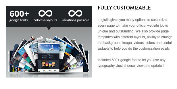 10 - Logistic - WP Theme For Transportation Business