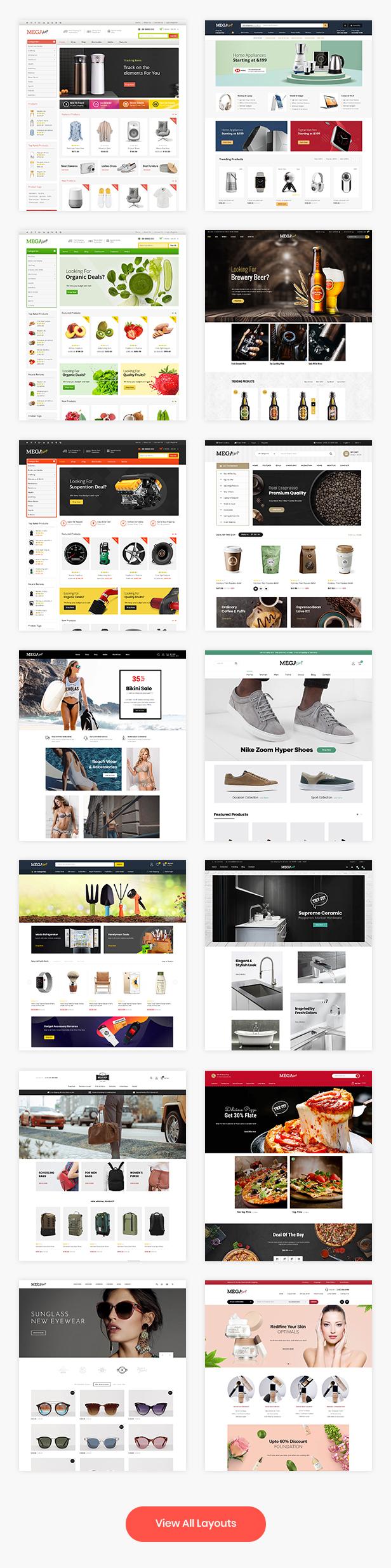 22 - Mega Shop - WooCommerce Responsive Theme