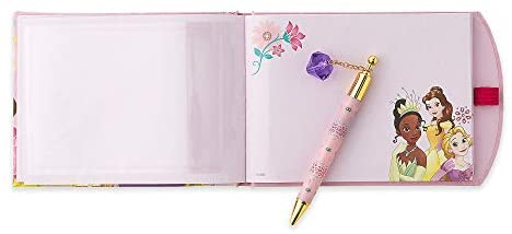 319T7inXhkL. AC  - Disney Princess Autograph Book Photo Album with Pen