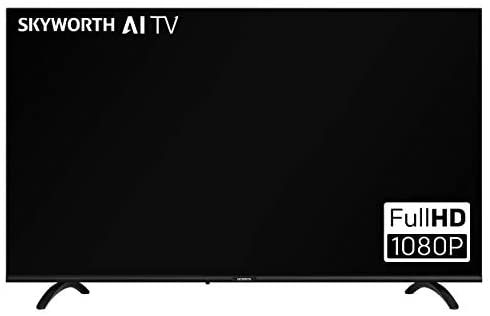 31E9QED+e8L. AC  - Skyworth E20300 40-Inch 1080P Full HD Smart TV, LED Android TV with Voice Remote