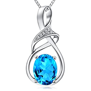 3eb15eae 71f2 4274 83cb 97a2ff65b65b.  CR0,0,1500,1500 PT0 SX300 V1    - HXZZ Fine Jewelry Natural Gemstone Gifts for Women Sterling Silver Swiss Blue Topaz Amethyst Citrine Pendant Necklace