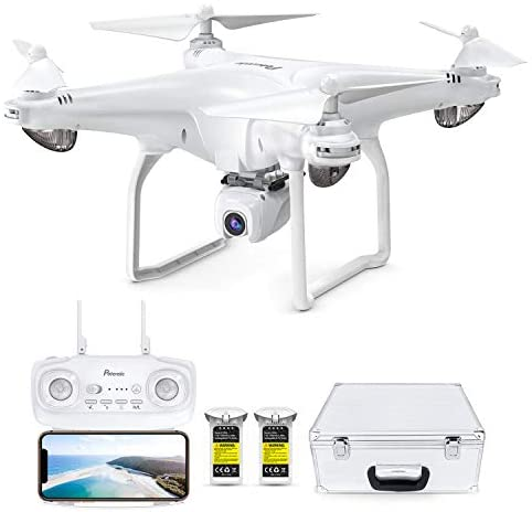 41O8793ZdaL. AC  - Potensic D58 FPV Drone with 2K Camera for Adults, 5G WiFi HD Live Video, GPS Auto Return, RC Quadcopter for Beginners, Portable Case, 2 Batteries, Follow Me, Tap Fly, Altitude Hold, Expert-Upgraded