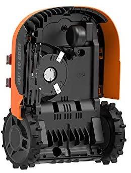 41PzNF8FdFL. AC  - WORX WR140 Landroid M 20V Power Share Robotic Lawn Mower, Orange