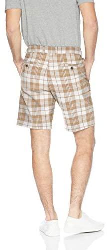 """41aSmmgFluL. AC  - Amazon Essentials Men's Slim-Fit 9"""" Short"""