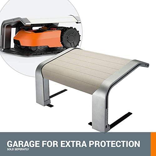 41o1YXT0m4L. AC  - WORX WR140 Landroid M 20V Power Share Robotic Lawn Mower, Orange