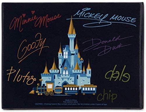 51sycNkNyfL. AC  - Walt Disney World Official Autograph Book (2019) (Original Version) (Original Version)