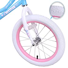 8ef33081 e251 48bb 9b35 12e81f001b56. CR0,1,526,526 PT0 SX220   - JOYSTAR Angel Girls Bike 12 14 16 18 Inch Kids Bike with Training Wheels for 2-9 Years Old, 18 Inch Kids Bike with Kickstand, Toddler Bicycle, Blue, Fuchsia, Purple