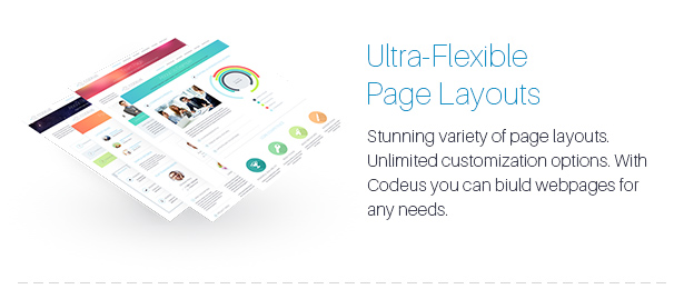 Description 05 - Codeus — Multi-Purpose Responsive Wordpress Theme