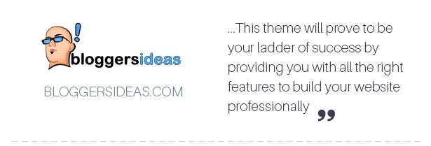Reviews 04 - Codeus — Multi-Purpose Responsive Wordpress Theme