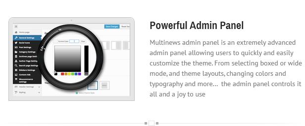 admin - Multinews   Magazine WordPress Theme
