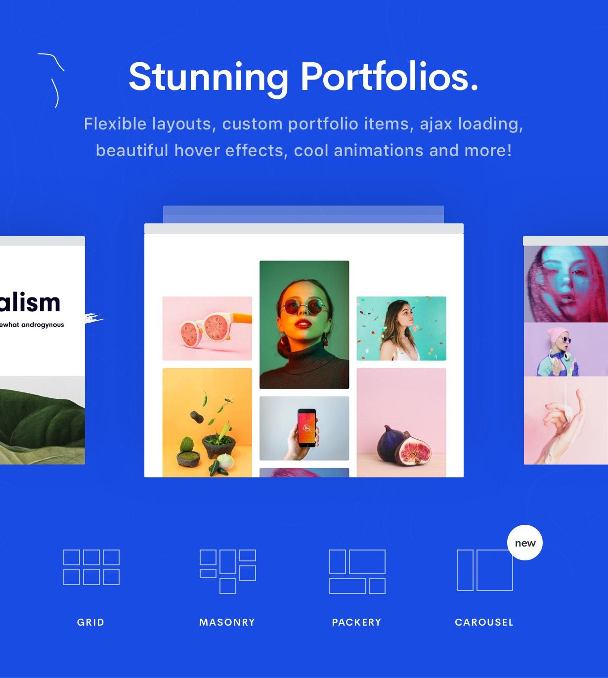 ave html portfolio - Ave - HTML Responsive Multi Purpose Template