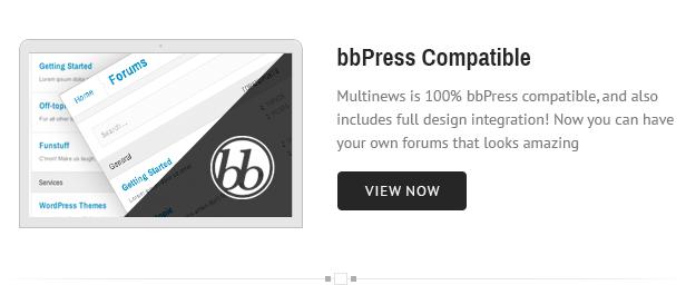 bb - Multinews   Magazine WordPress Theme
