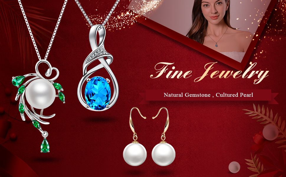 bf801677 be9e 4a6f 89fe 08d9682f5201.  CR0,0,970,600 PT0 SX970 V1    - HXZZ Fine Jewelry Natural Gemstone Gifts for Women Sterling Silver Swiss Blue Topaz Amethyst Citrine Pendant Necklace