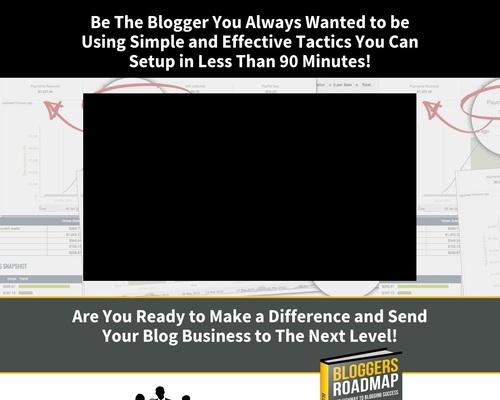 blogmap x400 thumb - The Bloggers Roadmap 2021 – CB — Bloggers Roadmap