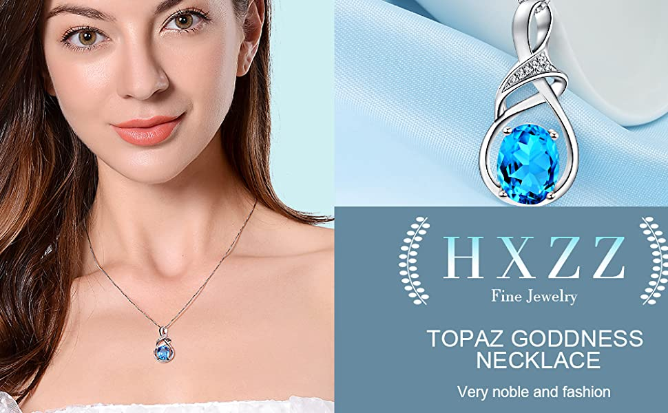 cce9cf26 3fa5 4033 ba90 585819e71a3b.  CR92,0,1015,628 PT0 SX970 V1    - HXZZ Fine Jewelry Natural Gemstone Gifts for Women Sterling Silver Swiss Blue Topaz Amethyst Citrine Pendant Necklace