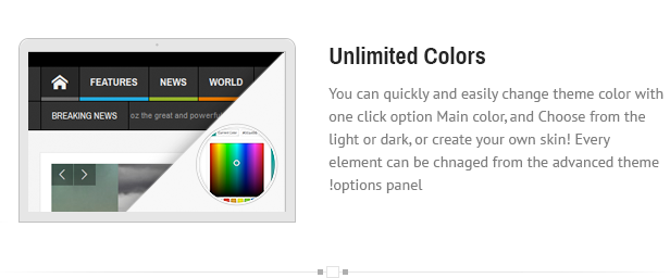 colors - Multinews   Magazine WordPress Theme