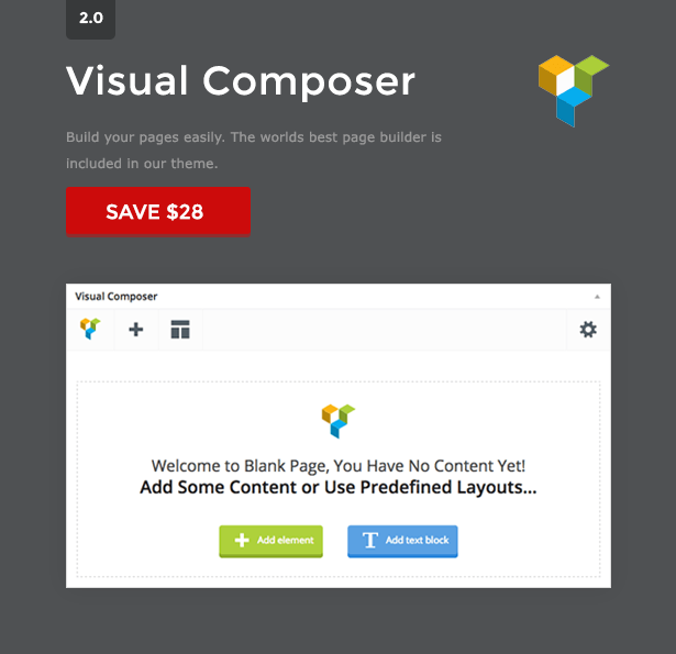 composer - Newave - WordPress Responsive One Page Parallax
