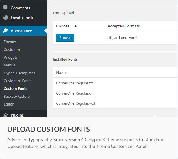 custom font3 - HyperX - Responsive Wordpress Portfolio Theme