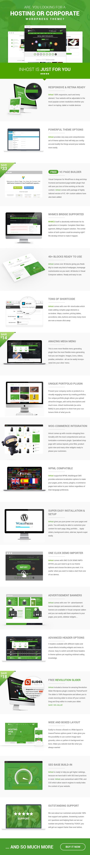description 2 - InHost | WHMCS Integration WordPress Theme