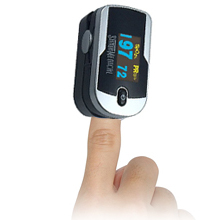 e18c5e20 9b4a 42e9 b3e0 4d8c4c5999bb. CR0,0,220,220 PT0 SX220   - Santamedical Generation 2 Fingertip Pulse Oximeter Oximetry Blood Oxygen Saturation Monitor with Batteries and Lanyard