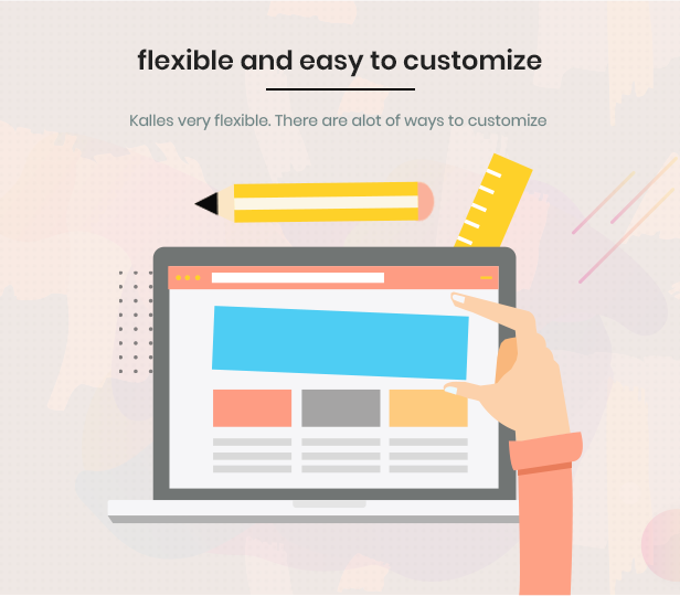 flexible - Kalles - Clean, Versatile, Responsive Shopify Theme - RTL support