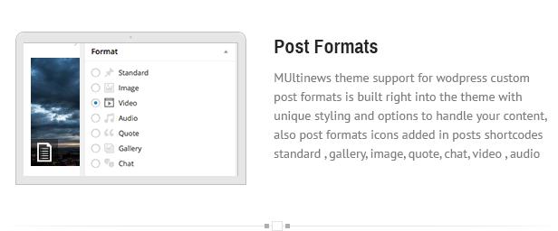 for - Multinews   Magazine WordPress Theme