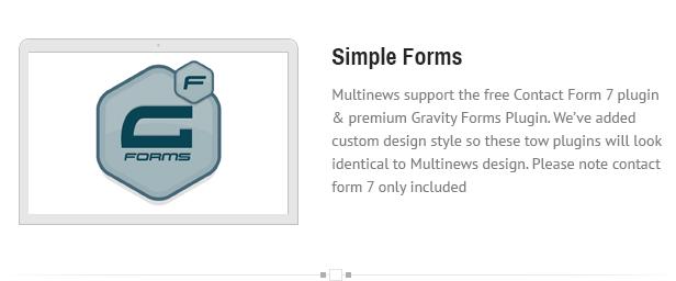 form - Multinews   Magazine WordPress Theme
