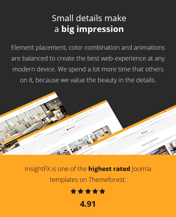 insightfx 04 - InsightFX - Multipurpose Joomla Template