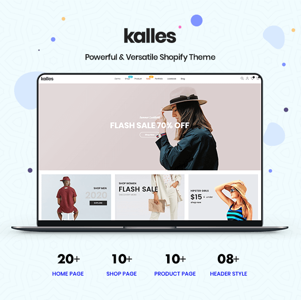 intro - Kalles - Clean, Versatile, Responsive Shopify Theme - RTL support