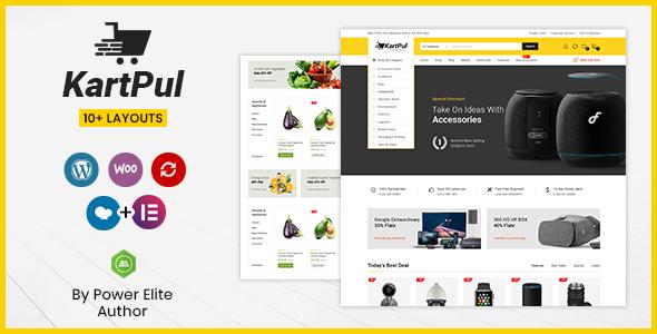 kartpul preview - Mega Shop - WooCommerce Responsive Theme