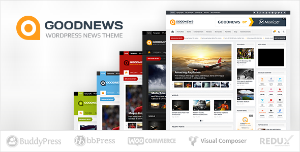 large preview.  large preview - Multinews | Magazine WordPress Theme
